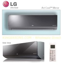 LG LAN180HSV4 18000 BTU Art Cool Mirror Multi F Ductless Air Handler