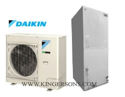 24000 BTU Daikin RZQ24PVJU9 FTQ24PBVJU SEER 19 Heat Pump Air Conditioner Inverter Ducted Series