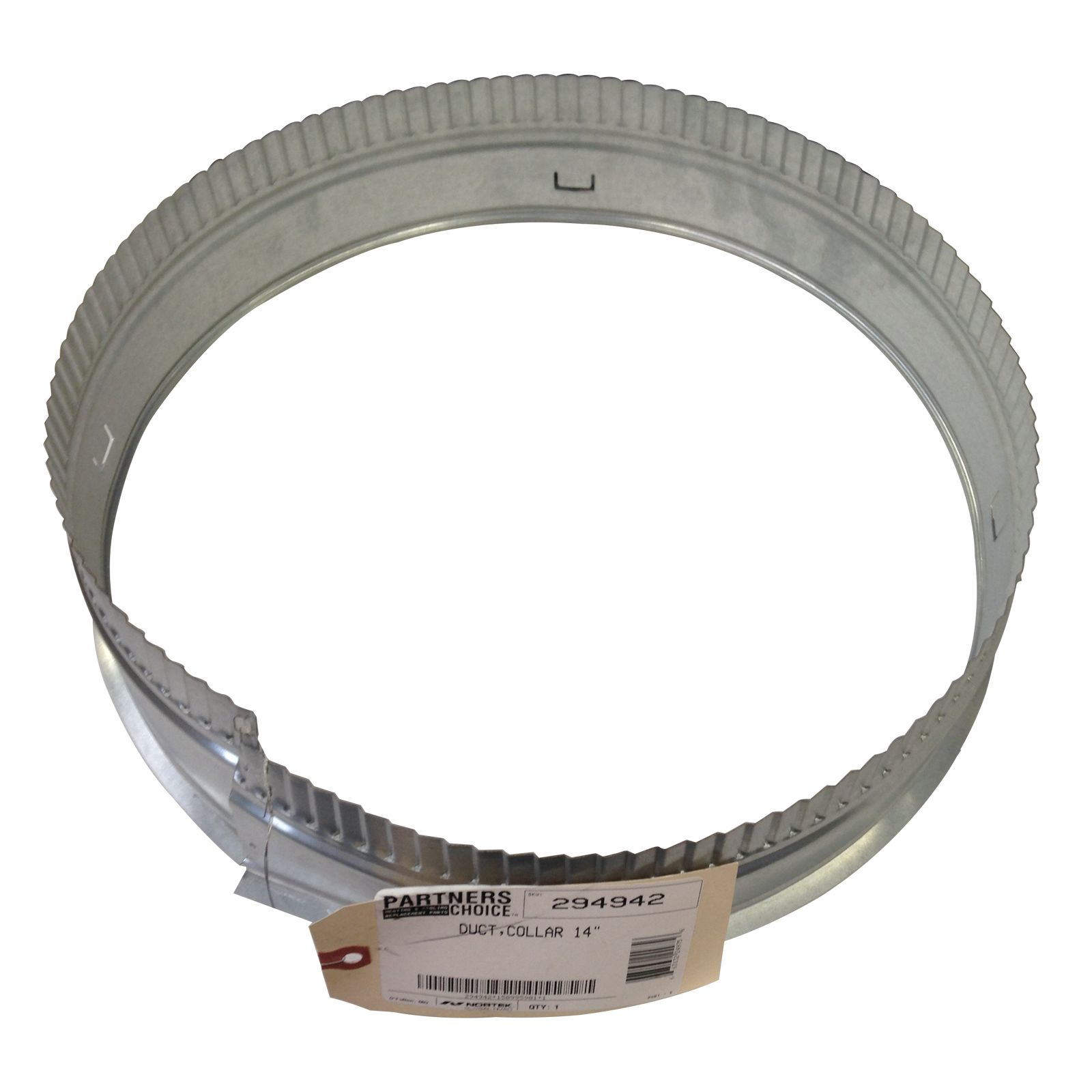 Nortek 294942 - Duct Collar, 14""