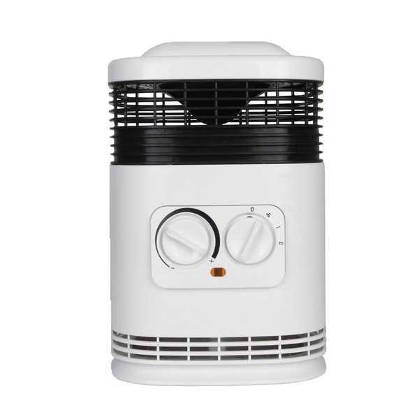 Trustech 360┬░ Air Out Ceramic Heater