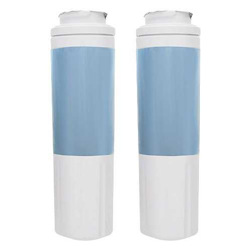 Replacement Water Filter Cartridge for Whirlpool EDR4RXD2 Filter Models - (2 Pack)