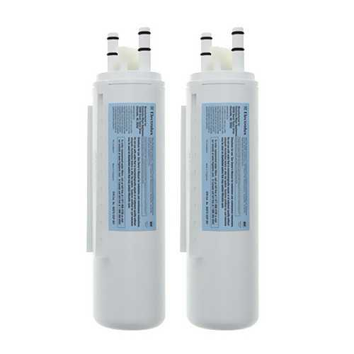 Whirlpool Water Filter Cartridge For Frigidaire FGUB2642LF - (2 Pack)
