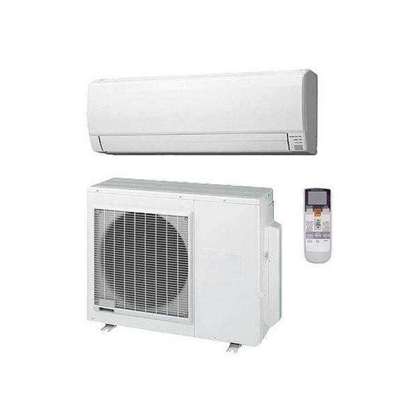 Fujitsu 18RLXFWASU18RLFAOU18RLXFW Halcyon Single-Zone Mini Split Heat Pump System w/ Air Handler