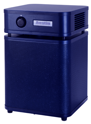 Austin Air HealthMate Jr Air Filter - Midnight Blue