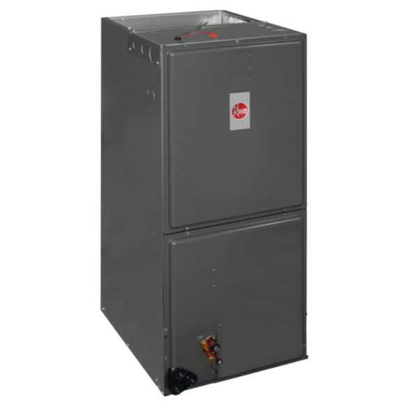 Rheem RHSL-HM4221JA - RHSL Series 3 1/2 Ton Multiposition Standard Efficiency Air Handler - 13 SEER - R410a - PCS Motor