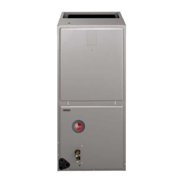 Rheem RHMV2421HEACJA - 2 Ton, Modulating, EcoNet Enabled, Air Handler, ECM Motor, EEV Valve, 21' Wide, 208/240V, 1Ph, 60Hz