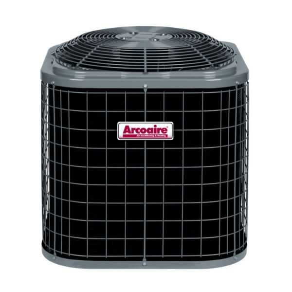 Arcoaire - NXA424GKC - Performance Series 2 Ton, 14 SEER, R410A A/C Condenser with Coil Guard Grille
