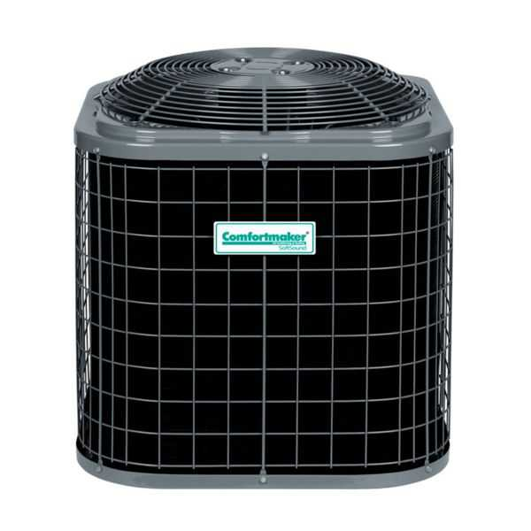 Comfortmaker - NXA424GKC - Performance Series 2 Ton, 14 SEER, R410A A/C Condenser with Coil Guard Grille