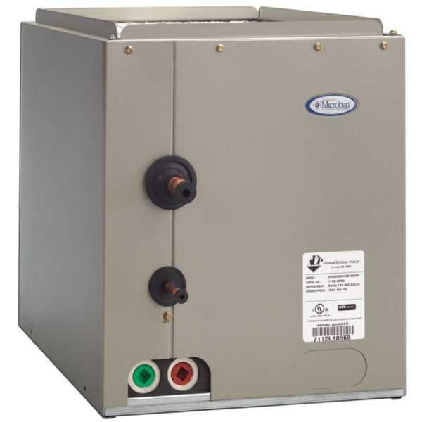 Advanced Distributor Products - C36A142C126 - 3 Ton Upflow/Downflow Cased Coil