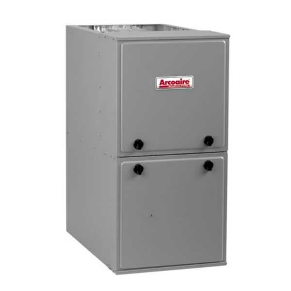 Arcoaire - N9MSE0801716A - 95.5% AFUE, Single Stage, PSC Gas Furnace