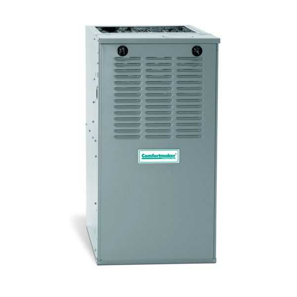 Comfortmaker - N8MXL1102120A - 80% ECM Single Stage Heating Gas Furnace