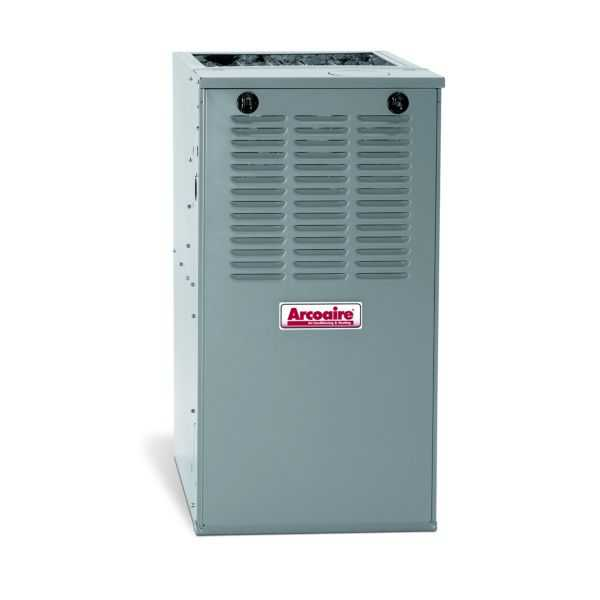 Arcoaire - N8MXL1102120A - 80% ECM Single Stage Heating Gas Furnace