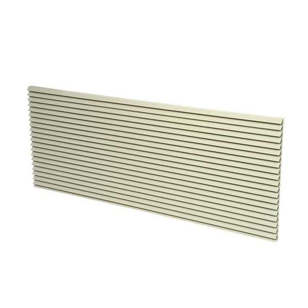 First America - GRILLE-ALU-BEIGE - PTAC Architectural Aluminum Grille Beige