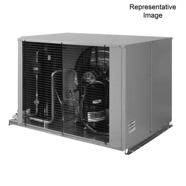 Heatcraft - Bohn - BHT040X6B - 4 HP Outdoor Condensing Unit: Extended Temperature Hermetic R-404A (208-230/1/60)