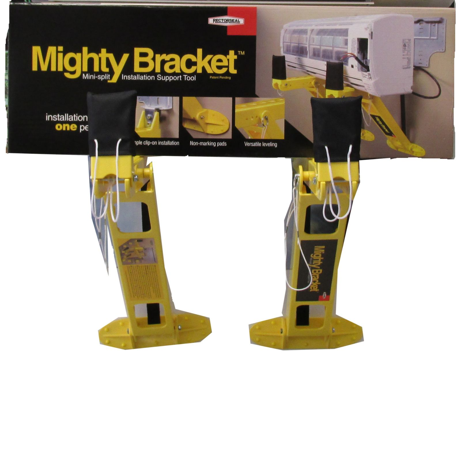 Rectorseal 97705 - Mighty Bracket Mini-Split Installation Support Tool