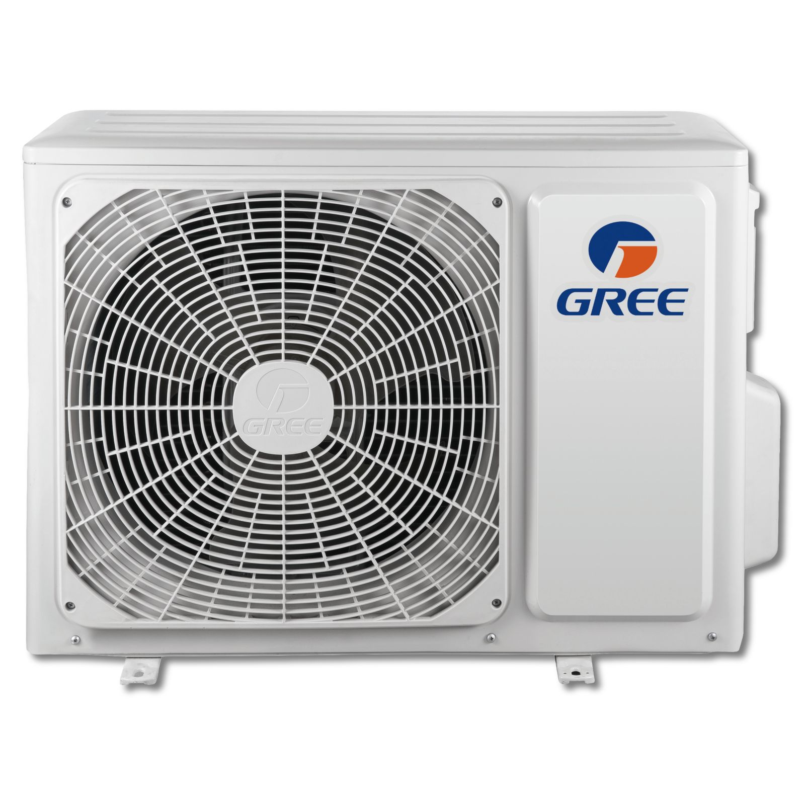 GREE CROWN09HP230V1AO - Crown Ductless Wall Mounted Heat Pump Outdoor Unit, R410A 9K BTU, 30.5 SEER, 15.8 EER, 208-230/60