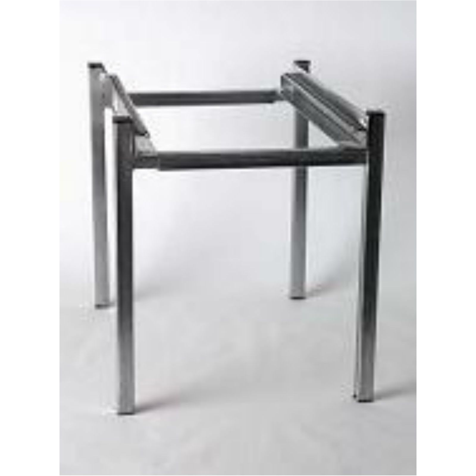 "Miami Tech HEB24N - Galvanized Adjustable Air Handler Stand - Model HEB - 24"" High - Narrow Frame"