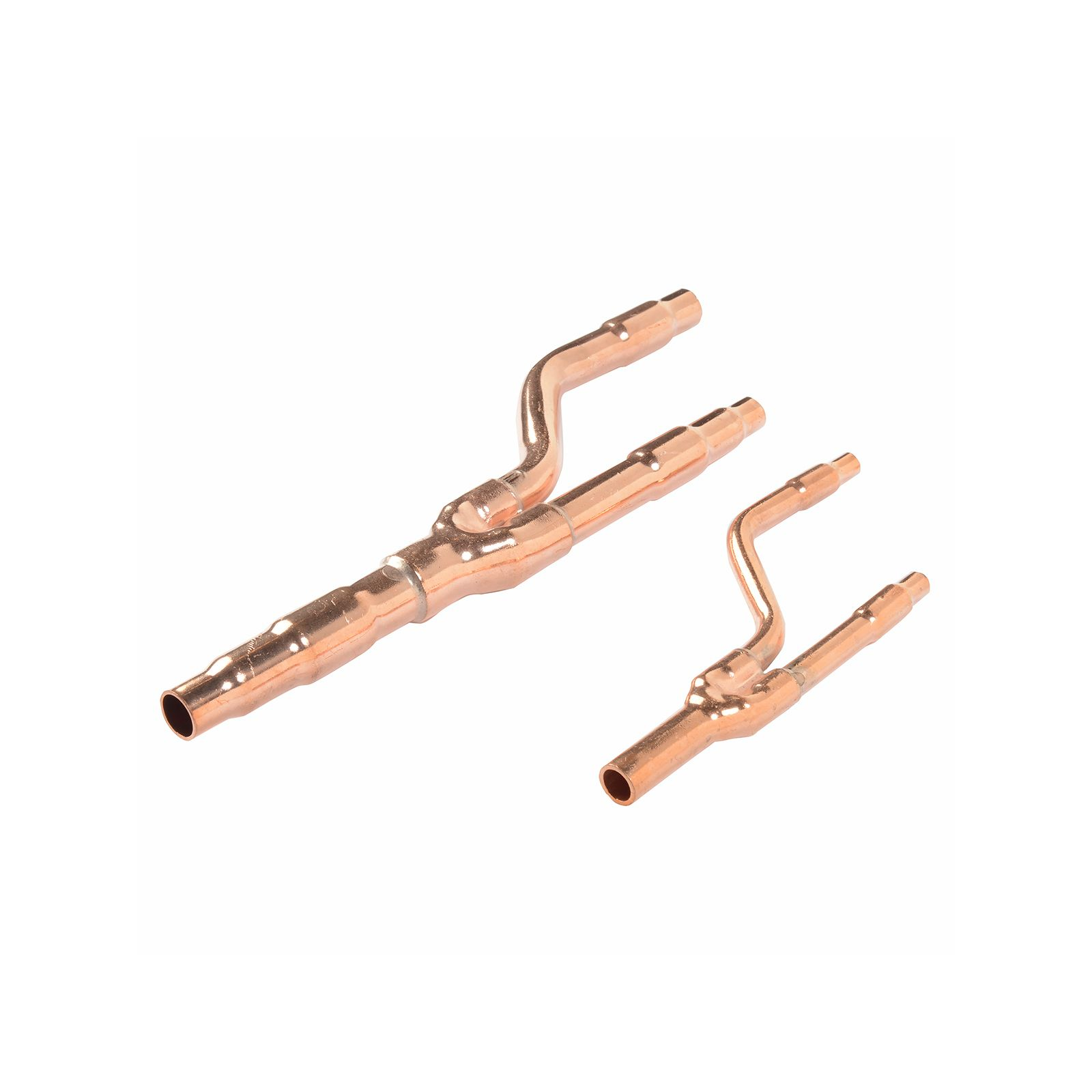 GREE LN01300110 - Copper Y-Branch Pipe for Super Multi Line Sets