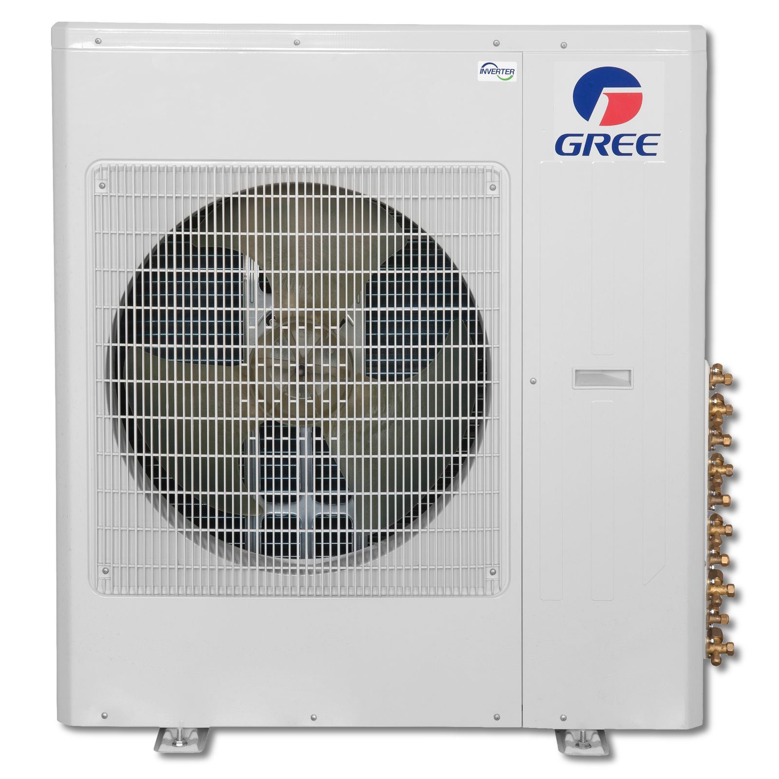 GREE MULTI42HP230V1BO - 3 1/2 Ton, 16 SEER EVO+ Multi Ductless Mini-Split Heat Pump 208-230/1/60 High Efficiency