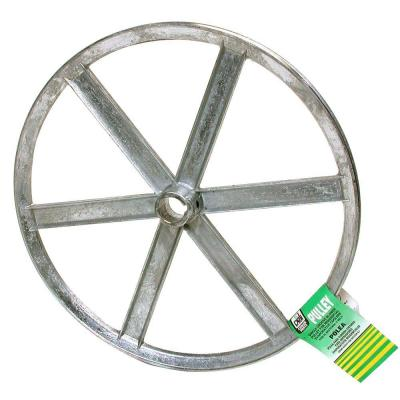 14 in. x 5/8 in. Evaporative Cooler Blower Pulley