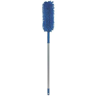 Chenille Microfiber Adjustable Brush Duster with Telescopic Pole