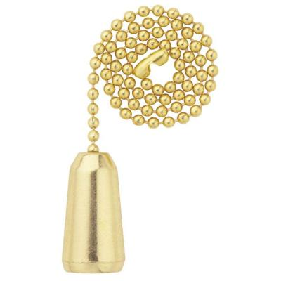 Solid Brass Teardrop Pull Chain