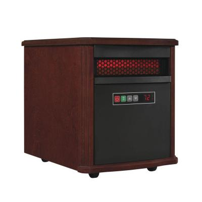 1,500-Watt Infrared Quartz Electric Portable Cabinet Heater