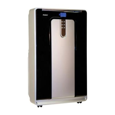 14,000 BTU Cool and Heat Portable Air Conditioner with 110 Pints per Day Moisture Removal in Dehumidification Mode