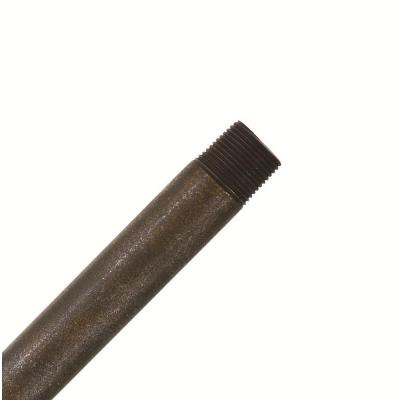 Hang-Tru Perma Lock 12 in. Aged Bronze Extension Downrod