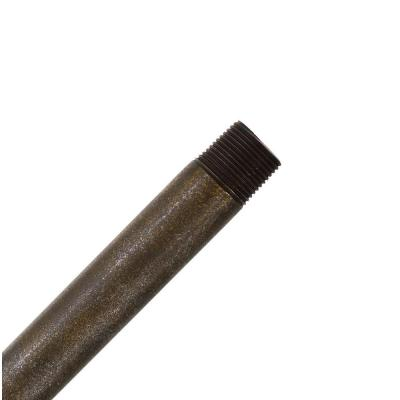 Hang-Tru Perma Lock 48 in. Aged Bronze Extension Downrod