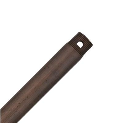 Hang-Tru Perma Lock 60 in. Brushed Cocoa Extension Downrod