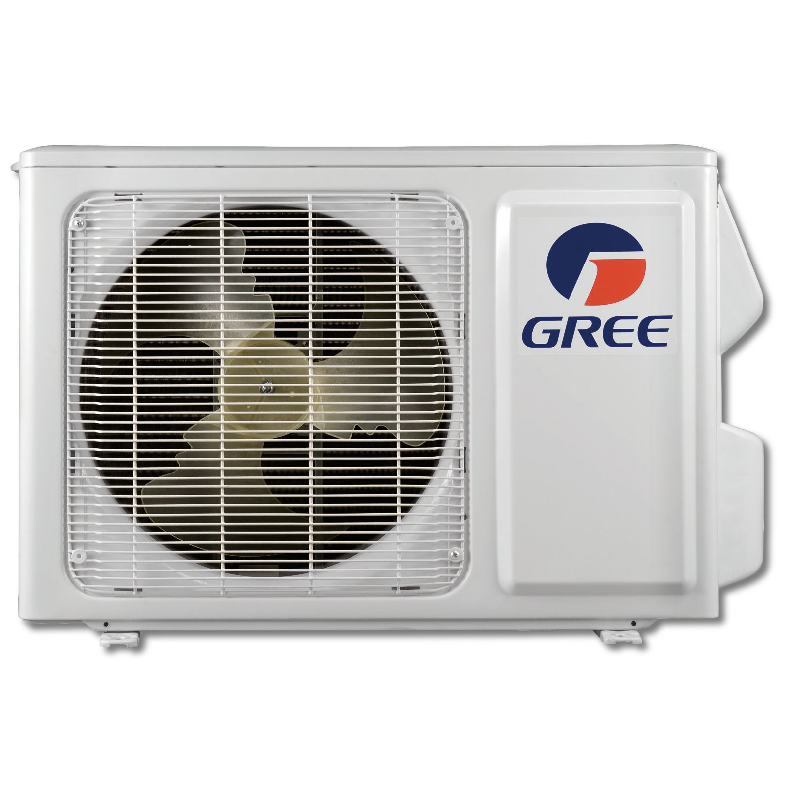 GREE RIO12HP115V1AO - RIO Ductless Outdoor Unit 115V,60 Hz High Efficiency DC Inverter Technology 16 SEER, 9.4 EER, 8.6 HSPF