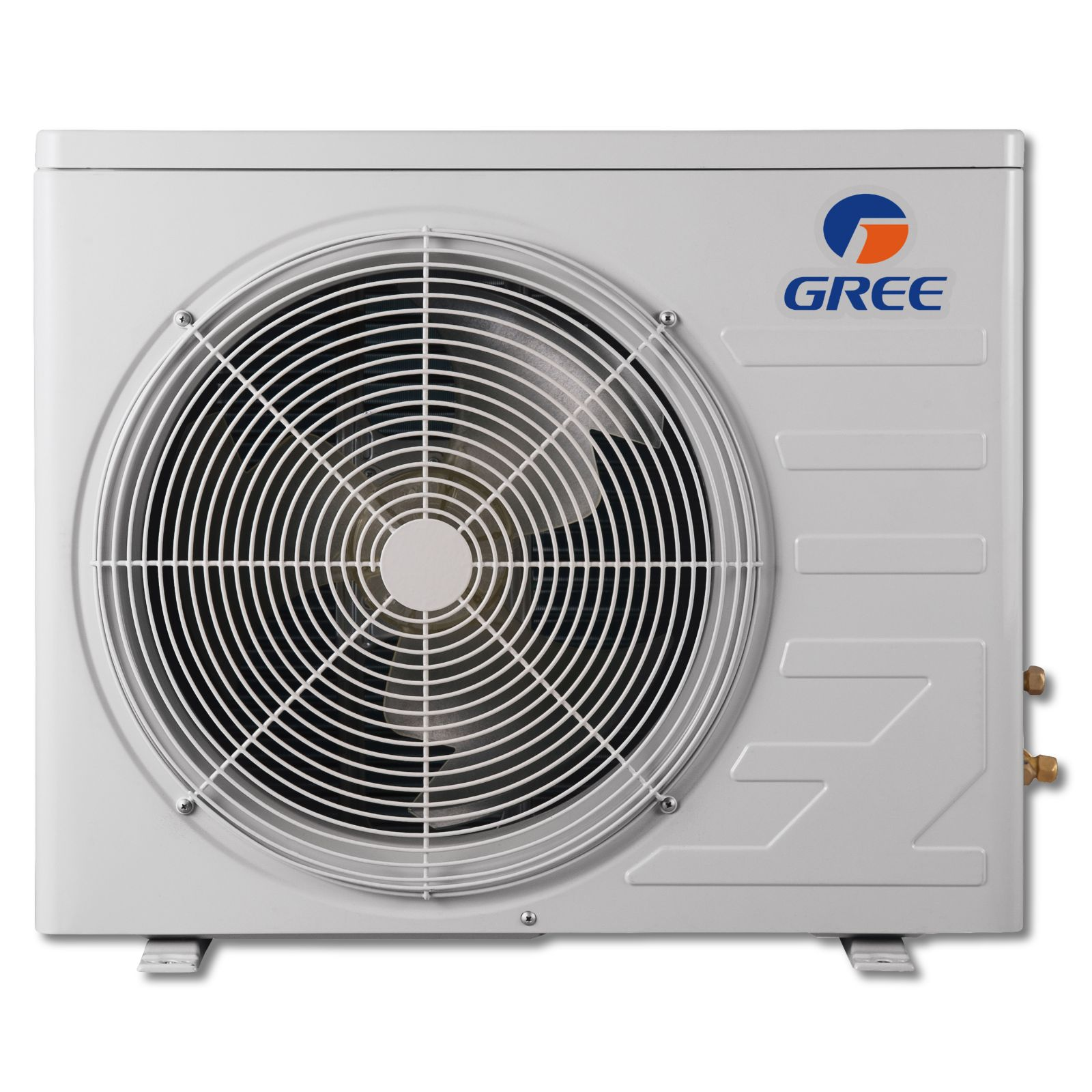 GREE RIO12HP230V1AO - RIO Ductless Outdoor Unit 208-230/60 High Efficiency DC Inverter Technology 16 SEER, 10.3 EER, 8.5 HSPF