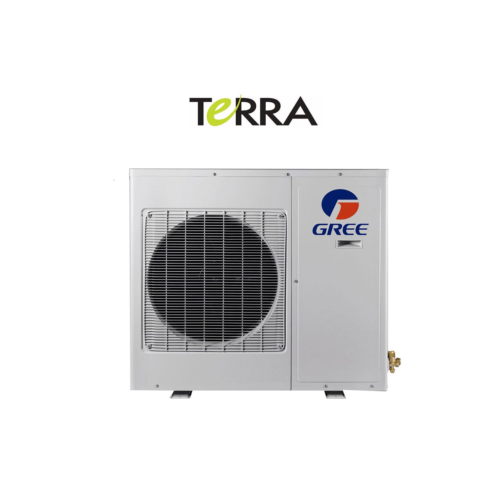 GREE TERRA09HP230V1AO - 3/4 Ton 27 SEER TERRA Ductless Mini-Split Heat Pump 208-230 V