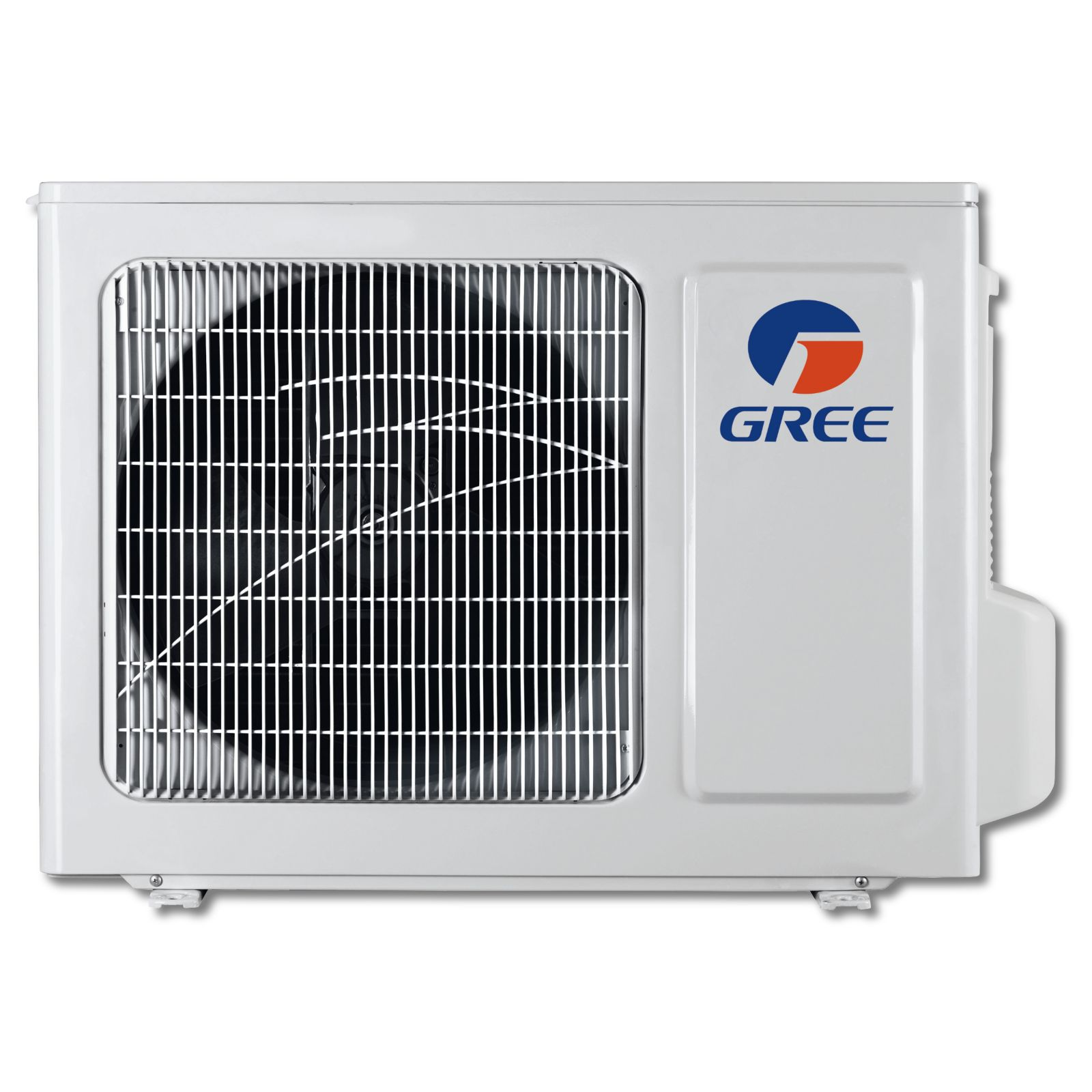 GREE VIR12HP115V1AO - Vireo Series 12,000 BTU Wall Mounted Inverter Heat Pump Outdoor Unit, 115V